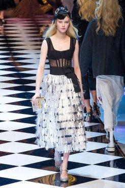 DOLCE GABBANA fw16 MFW fwp FashionDailyMag 9