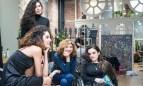brigitte segura alexandra HydroHair Launch Paul Terrie Fashiondailymag 22