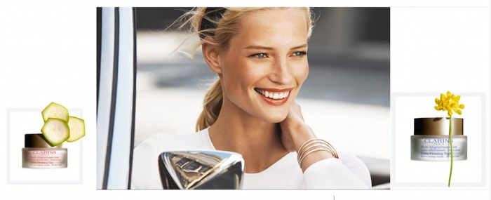 SKINCARE for 40s clarins FashionDailyMag