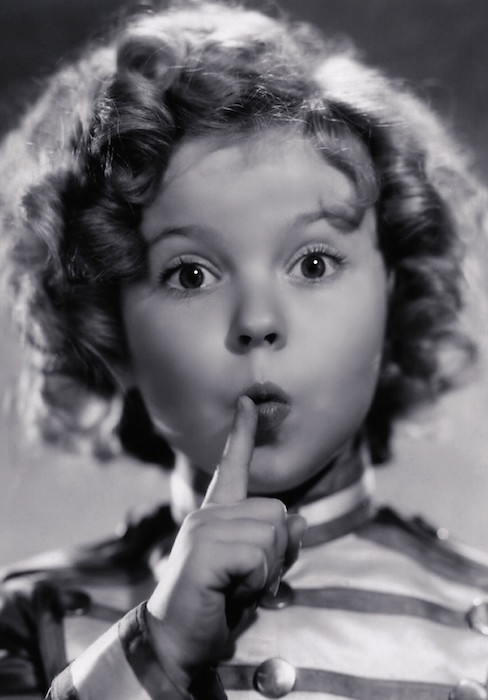 Shirley Temple - Everett Collection Photo