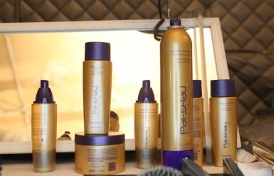 pai shau products at vera wang fw16 backstage