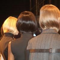 NYFW HAIR TRENDS: vera wang