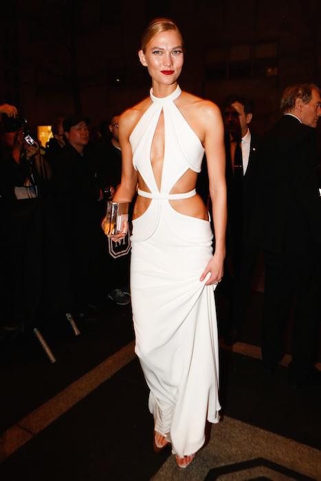 karlie kloss met gala 2016 the mark FashionDailyMag