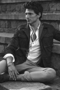 Andres Segura by Hunter Gatti for Massimo Dutti ss16 FashionDailyMag 17