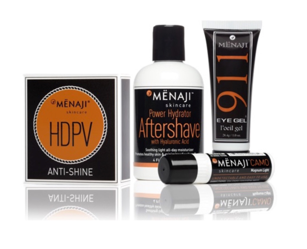 MENAJI skincare for men FashionDailyMag