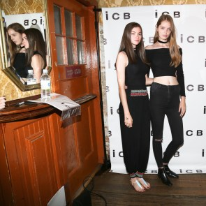 ICB CELEBRATES THE LAUNCH OF: MIDNIGHT WINTER DREAM CAMPAIGN & FALL 2016 COLLECTION