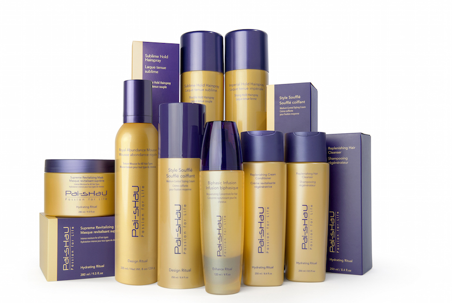 Pai-Shau Collection FashionDailyMag