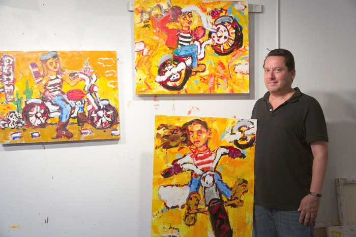 GREG KESSLER ART by randy brooke FashionDailyMag 341