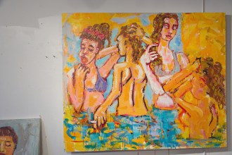 GREG KESSLER ART by randy brooke FashionDailyMag 403