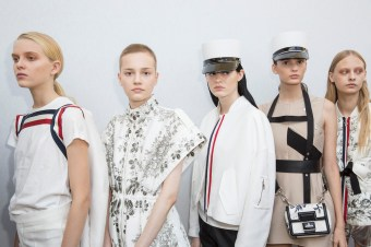 MONCLER GAMME ROUGE ss17 FashionDailyMag 3