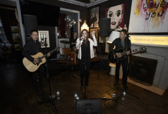 Laura Michelle Kicks Off NYFW With Performance at the Norwood