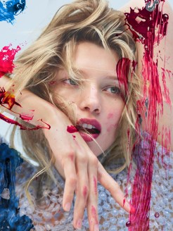 Hana Jirickova by Hunter and Gatti beauty series FashionDailyMag 3