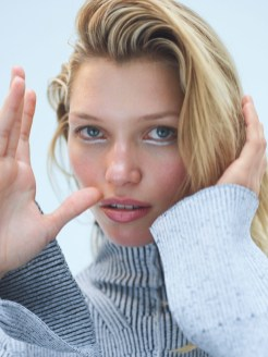 Hana Jirickova by Hunter and Gatti beauty series FashionDailyMag 9