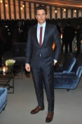 JAMES MARSDEN GQ and Dior Homme Host a Private Dinner in Celebration of the 2016 GQ Men of The Year party