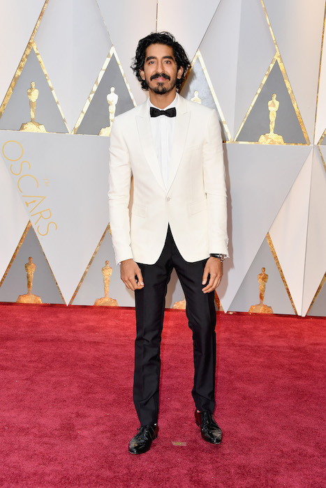 dev patel 89th Annual Academy Awards - Arrivals