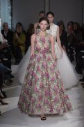 GIAMBATTISTA VALLI ss17 haute couture FWP FashionDailyMag 1