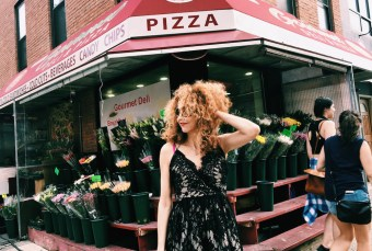 FLOWERED in the city brigitte segura 3 editorial Bulent Doruk FashionDailyMag 8