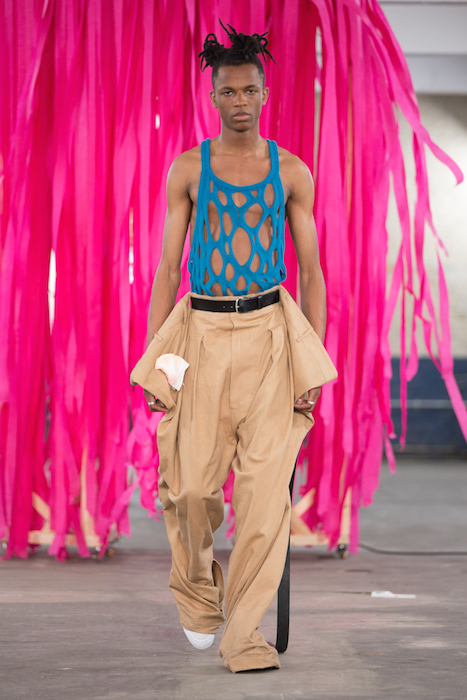 Per Gotesson London Fashion Week Mens - MAN SS18 3