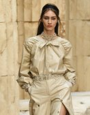 marine deleeuve chanel resort 2018 fashiondailymag 2