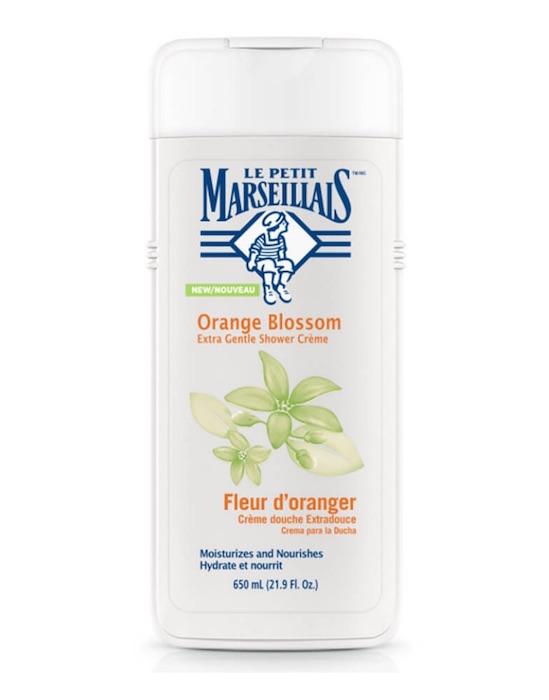 summer body care FashionDailyMag le petit marseillais orange blossom