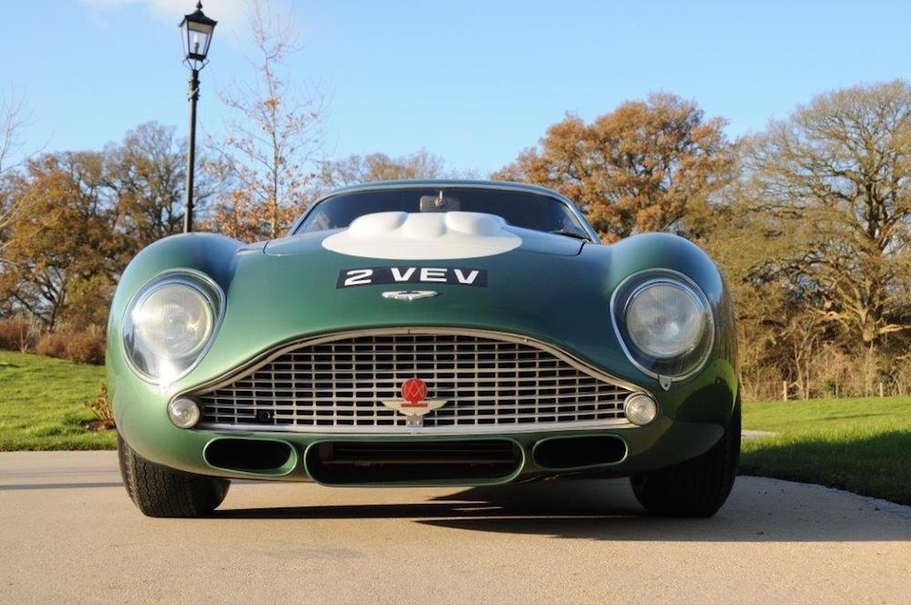 Aston Martin DB4 GT Zagato (3)