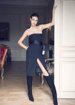 ALEXANDRE VAUTHIER SS18 PARIS FASHION WEEK fashiondailymag 12