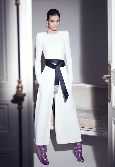 ALEXANDRE VAUTHIER SS18 PARIS FASHION WEEK fashiondailymag 5