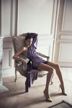 ALEXANDRE VAUTHIER SS18 PARIS FASHION WEEK fashiondailymag 7