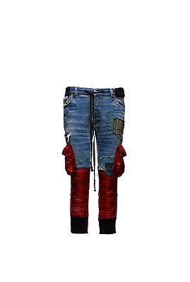 COLLIDE_GREG LAUREN&MONCLER_FW17-18_WOMAN_12_PANTS