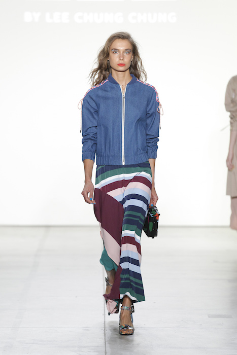 LIE Lee Chung Chung concept korea ss18 fashiondailymag 17