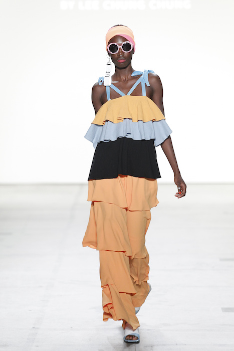 LIE Lee Chung Chung concept korea ss18 fashiondailymag 8