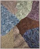 Nina Beier Portrait Mode, 2011, found garments in frame, £3,000 – 4,000