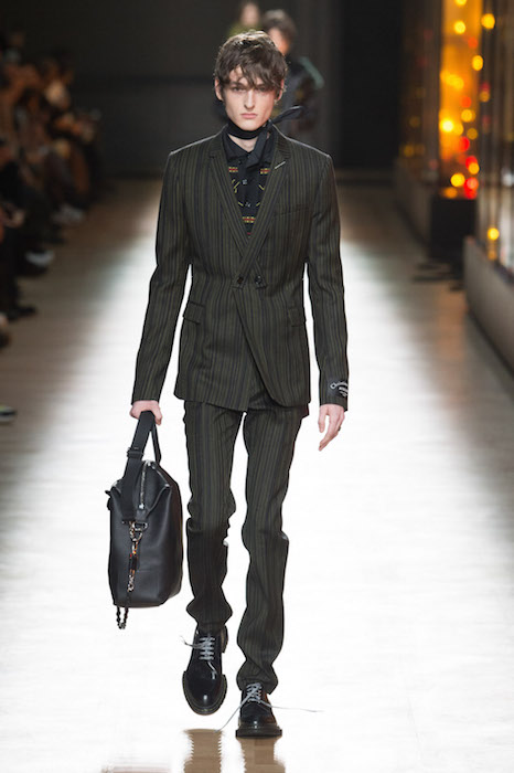 DIOR HOMME WINTER 18-19 BY PATRICE STABLE_look39