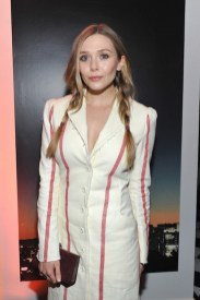 LOS ANGELES, CA - JANUARY 04: Elizabeth Olsen attends W Magazine's Celebration of its 'Best Performances' Portfolio and the Golden Globes with Audi, Dior, and Dom Perignon at Chateau Marmont on January 4, 2018 in Los Angeles, California. (Photo by Donato Sardella/Getty Images for W Magazine)