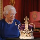 QUEEN ELIZABETH II's 65th coronation