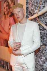 LOS ANGELES, CA - JANUARY 04: Shaun Ross attends W Magazine's Celebration of its 'Best Performances' Portfolio and the Golden Globes with Audi, Dior, and Dom Perignon at Chateau Marmont on January 4, 2018 in Los Angeles, California. (Photo by Donato Sardella/Getty Images for W Magazine)