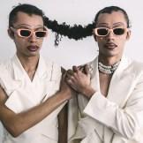 bailey twins Sanchez Kane FW 18 Fashiondailymag PaulM