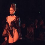 ALL THAT SPARKLES at the BLONDS NYFW