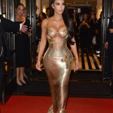 NEW YORK, NY - MAY 07: TV Personality Kim Kardashian attends as The Mark Hotel celebrates the 2018 Met Gala at The Mark Hotel on May 7, 2018 in New York City. (Photo by Andrew Toth/Getty Images for The Mark Hotel)