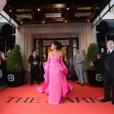 NEW YORK, NY - MAY 07: Actress Tracee Ellis Ross (Wearing Michael Kors) attends as The Mark Hotel celebrates the 2018 Met Gala at The Mark Hotel on May 7, 2018 in New York City. (Photo by Andrew Toth/Getty Images for The Mark Hotel)