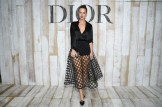 CHANTILLY, FRANCE - MAY 25: Grace Van Patten poses at a photocall during Christian Dior Couture S/S19 Cruise Collection on May 25, 2018 in Chantilly, France. (Photo by Pascal Le Segretain/Getty Images For Christian Dior) *** Local Caption *** Grace Van Patten
