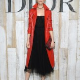 CHANTILLY, FRANCE - MAY 25: Daria Strokous poses at a photocall during Christian Dior Couture S/S19 Cruise Collection on May 25, 2018 in Chantilly, France. (Photo by Pascal Le Segretain/Getty Images For Christian Dior) *** Local Caption *** Daria Strokous