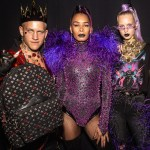 DISNEY VILLAINS X THE BLONDS rocking NYFW!