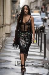 LOOK03 NEITH NYER PARIS FASHION WEEK SS19 Fashiondailymag bleumode