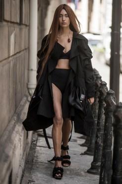 LOOK05 NEITH NYER PARIS FASHION WEEK SS19 Fashiondailymag bleumode