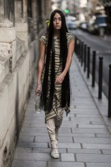 LOOK08 NEITH NYER PARIS FASHION WEEK SS19 Fashiondailymag bleumode