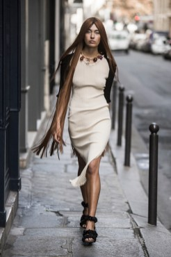 LOOK09 NEITH NYER PARIS FASHION WEEK SS19 Fashiondailymag bleumode