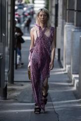 LOOK18 NEITH NYER PARIS FASHION WEEK SS19 Fashiondailymag bleumode