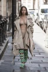 LOOK19 NEITH NYER PARIS FASHION WEEK SS19 Fashiondailymag bleumode