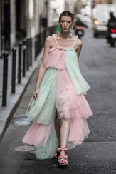 LOOK20 NEITH NYER PARIS FASHION WEEK SS19 Fashiondailymag bleumode